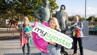 Cork County Council raises awareness about our waste