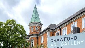 Cork's Crawford Art Gallery receives €400k in funding for expansion of national collection