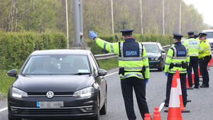 Operation Fanacht begins: motorists told to expect delays as checkpoints mounted around country
