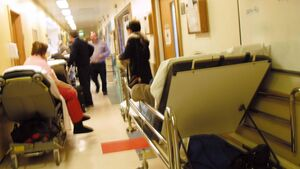CUH hit with 'toxic combination' of overcrowding and Covid-19