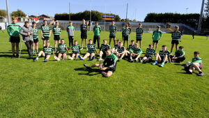 Douglas beat Bishopstown to claim U14 County football title