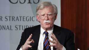 Judge says US government's lawsuit over John Bolton's book can proceed