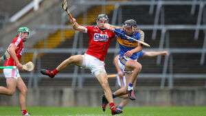 Tipperary hurler is playing a star role for the Mitchelstown footballers