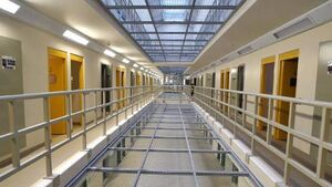 Burns, fractures, and cuts among injuries recorded in Cork Prison population