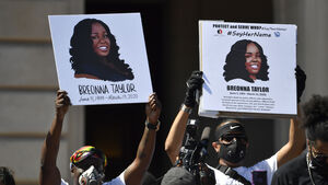 US city to pay 12 million dollars to Breonna Taylor's family and reform police