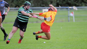 Mackey leads the scoring as Douglas advance in SE Systems senior camogie championship