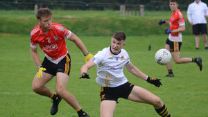 A draw was like a defeat for Clyda Rovers, whose focus turns to hurling