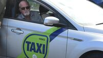 Taxi drivers cause disruption in Cork city during cavalcade protest at working conditions
