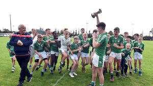 Killeagh/Ita's land Rebel Óg U14 football crown after going for goals early on