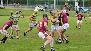 Blackrock hurlers have the firepower to hold off impressive Bishopstown