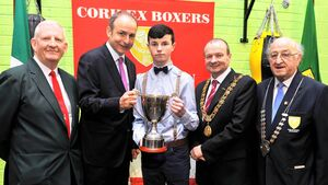 Thomas McCarthy becomes Cork boxing's latest elite champion