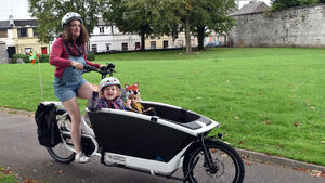Cork mum: I cycled up until four hours before labour