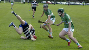 Tarrant and Bradley fire Aghabullogue into the IHC quarter-finals