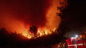 Death toll from Northern California wildfire increases to 10