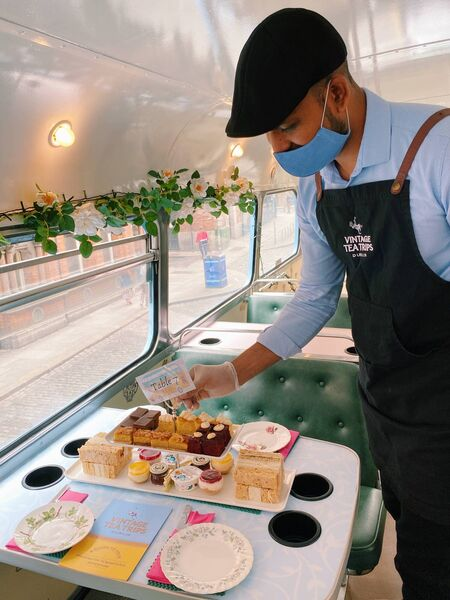 Vintage Tea Trips is returning to Cork with new guidelines in place on board on October 9.