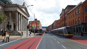 Engineers appointed to develop route for Cork Luas