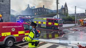 UPDATED: Pensioners evacuated and town 'devastated' following Skibbereen blaze