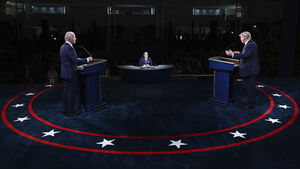 What did we learn from the first US presidential debate?