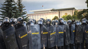 Strike leader detained in Belarus as crackdown continues