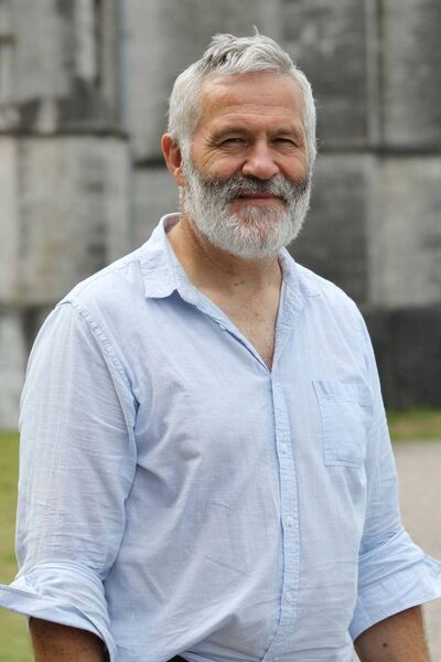 Organiser of Cork Folk Festival, William Hammond. Picture: Diane Cusack