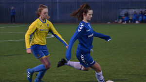 Super-sub Laura Shines once again as she nets the winner for City against DLR Waves