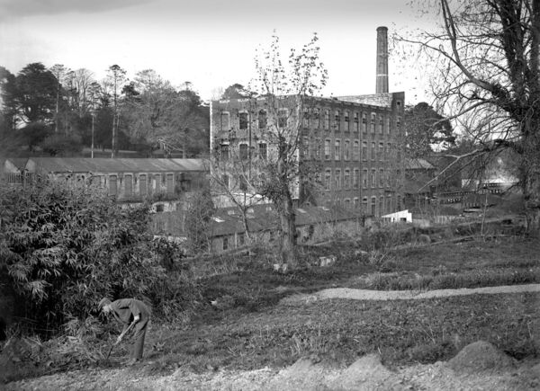 Morrogh's Mills, Douglas pictured in August 1929.