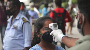 India confirms more than 83,000 new coronavirus cases