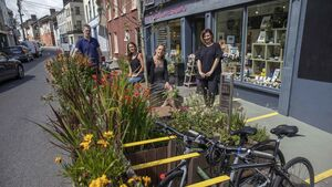 Ten 'parklets' to be installed across Cork city