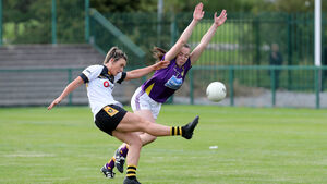 Mourneabbey ladies footballers are cleared to defend their Munster title