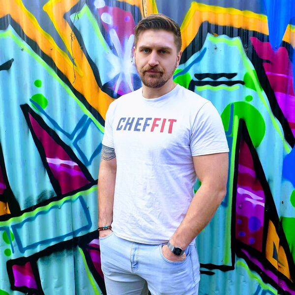 Cameron Higgs, founder of Chef Fit.