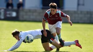 Cobh Ramblers right in promotion mix thanks to Coleman and Barron