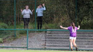 Brilliant picture captured joy of county final glory even in strange times