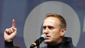 Russian opposition figure Navalny poisoned with Novichok, says Germany