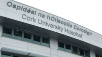 More than 50 patients waiting for beds at Cork hospitals today
