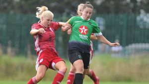 Noonan and O'Mahony goals help Cork City WFC to fifth league win in a row