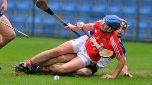 Two goals from Cian McCarthy were key for Passage in beating Na Piarsaigh