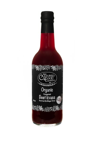 Beet Kvass from The Cultured Food Company
