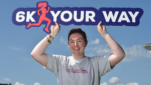 Eimear Hutchinson: Give some time to yourself in your day... train for mini marathon