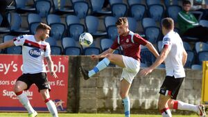 Cobh are well in the hunt as battle for