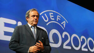 Michel Platini quizzed in Swiss investigation into £1.5m payment from Fifa