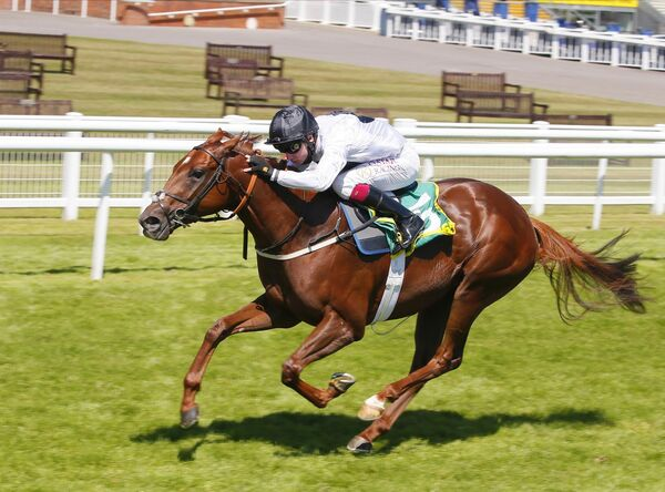 Method and Oisin Murphy, win from the field in The Bet365 Rose Bowl Stakes this summer. Picture: Healy Racing.