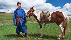 John Arnold: I have a yak farmer cousin in Outer Mongolia, says my DNA!