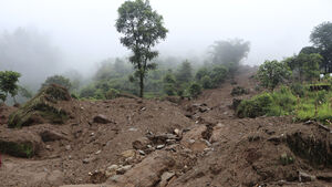Search resumes in Nepalese villages after deadly landslide