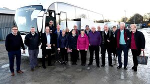 Cork's 'Belfast or Blind' bus saves sight of 2,000 people in three years