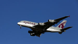 Qatar Airways reports £1.5bn losses