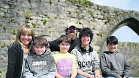 Cork parent's ordeal as son, aged nine, battles lymphoma