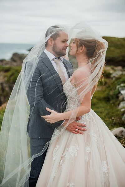 A SPECIAL PHOTO SHOOT: Aleksandra Radosz Skurzewska and Norbert Skurzewski live in Midleton.