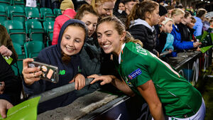 Megan Connolly hoping more Cork girls can follow in her international footsteps