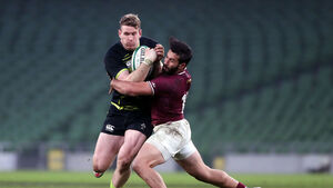 Cork Con's Shane Daly wins first cap as Ireland struggle to beat Georgia