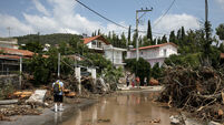 Greece Flood